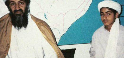 Bin Laden's Son, Hamza to Take-over Helms of Al-Qaeda