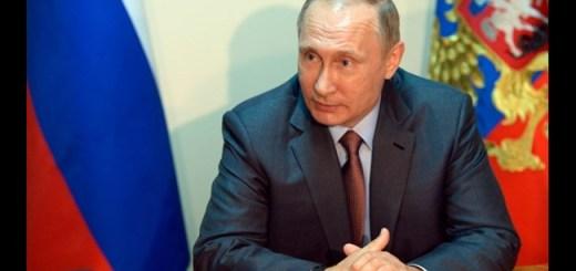 US financier names Russian President Vladimir Putin World's Richest man
