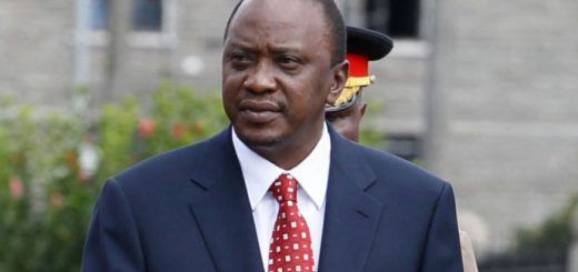 BREAKING: Uhuru Kenyatta Declared Winner of Kenyan Presidential Elections
