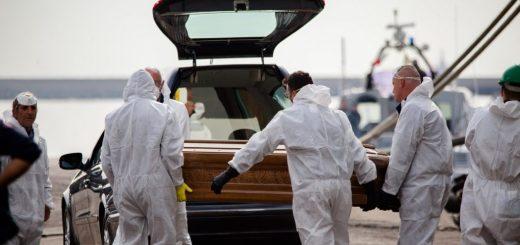 Nigerian girls found dead on Spanish Warship