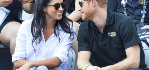 Prince Harry and Meghan Markle Engaged to To the Knot in 2018