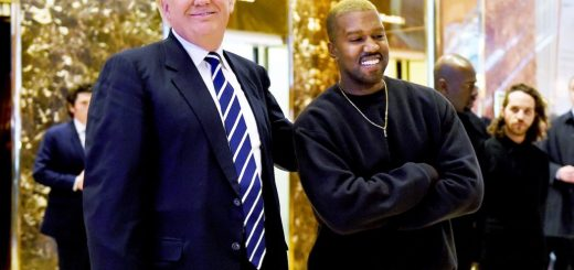 Kanye West Releases New Song Rapping About Donald Trump