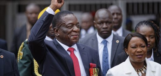 VP Many Others Injured As Explosion Rocks Zimbabwe President's Rally
