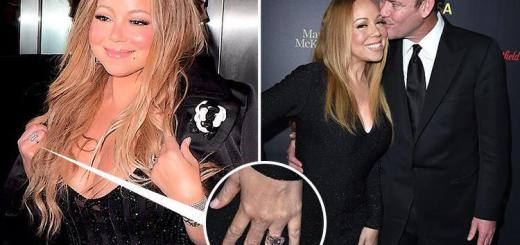 Mariah Carey sells $10m engagement ring from ex-fiancé for $2m