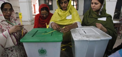 Explosion Kills 30 at Pakistan Election Polling Station in Suicide Attack