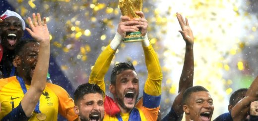 France Defeats Croatia to Win Second World Cup