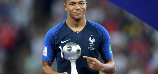 France Star Kylian Mbappé Donates Entire World Cup Earning to Charity