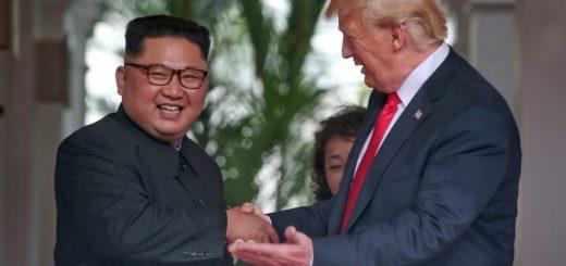 US President Hails North Korea for Dismantling of Missile Site