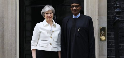 Theresa May Declares Nigeria is Home to Highest Number of Very Poor People in the World