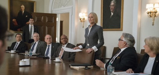 House of Cards Final Season Premiering in November