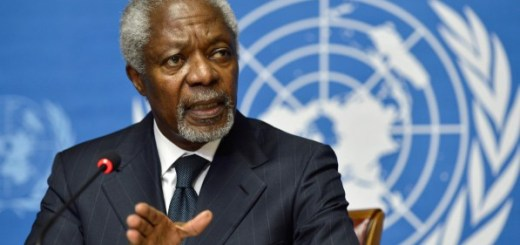 BREAKING: Kofi Annan, Former UN Secretary-General Dies At 80