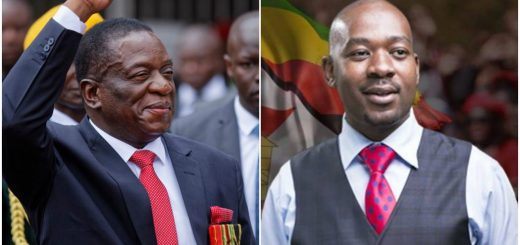 Zimbabwe's President and Opponent Both Confident of Win As Voting Closes