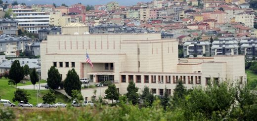 Multiple GunShots Fired at US Embassy in Turkey, No Casualties