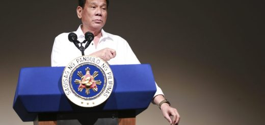 President of Philippines' Duterte Apologises to Obama for 2016 Insult