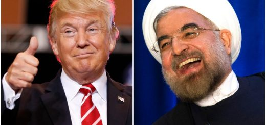 Trump Set To Clash With Rouhani At UN General Assembly