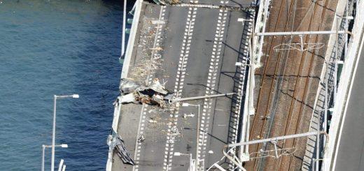 About 11 Killed as Typhoon Jebi Sweeps Through Japan