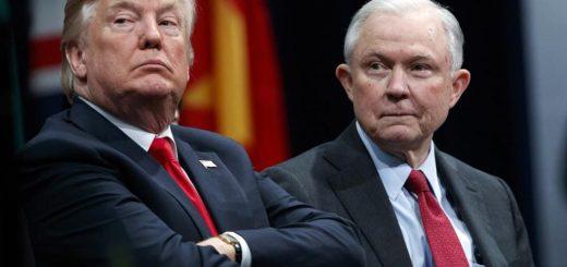 Trump Sacks Attorney General Jeff Sessions
