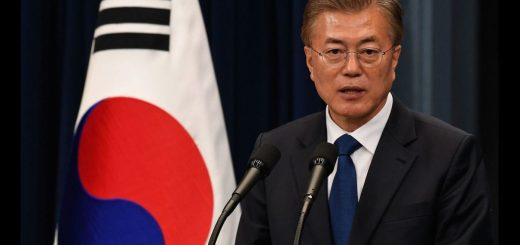 South Korea President Sacks Finance Minister,Others