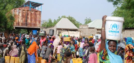 UNHCR Reports Over 30,000 Cameroonian Refugees Arrive Nigeria
