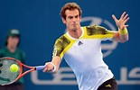 Murray: Despite his Chronic Hip challenge shows interest at the Australia Open match.