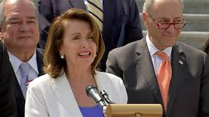 Nancy Perlosi confirms Trump's strategy no longer works