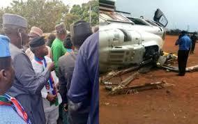 Aviation Sector - Investigates Plane Crash Involving Osinbajo.