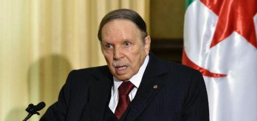 Algeria's 81-year-old President, Abdulaziz Bouteflika seeks fifth term in upcoming election