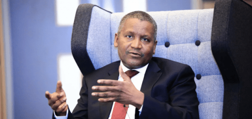 Aliko Dangote rises to 64th richest person in the World as his Networth increases to $16.6 Billion