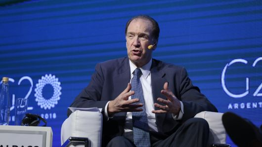 World Bank Group, Elect US Treasury Official David Malpass as it's 13th President.