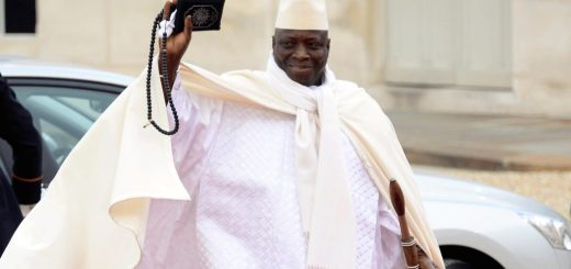 Gambia Removes Former President Yahya Jammeh From Bank Notes