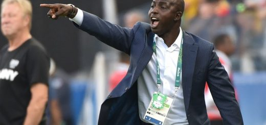 FIFA Bans Samson Siasia for Life For Bribery and Match Fixing