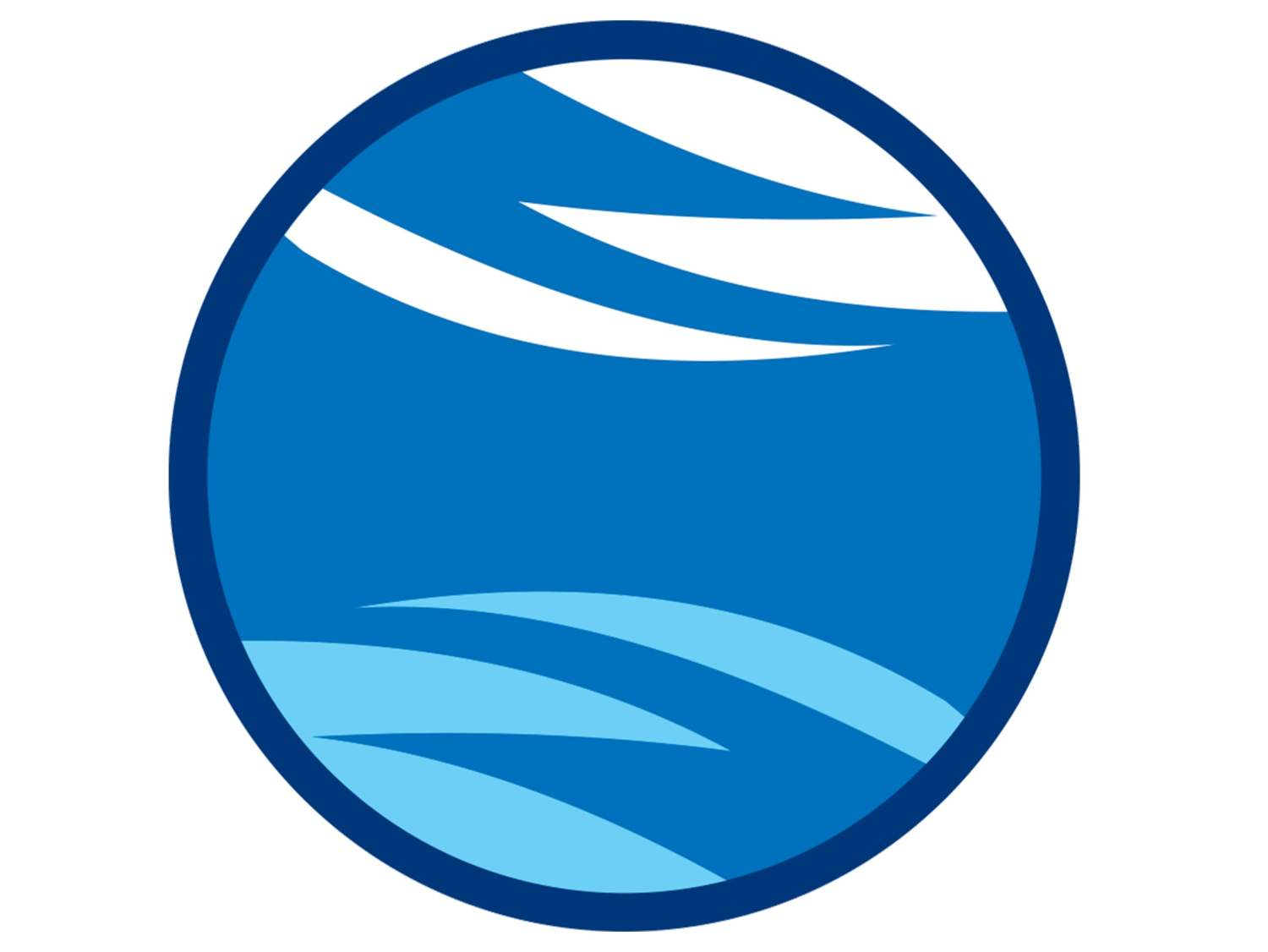Earth River SUP  Logo