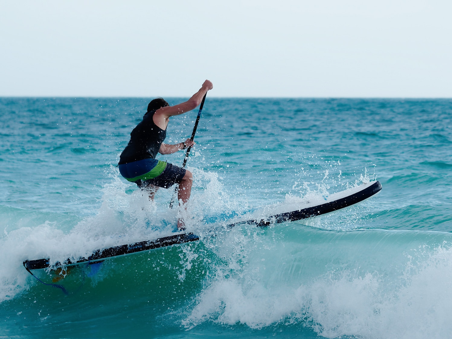 ERS Inflatable SUP Boards