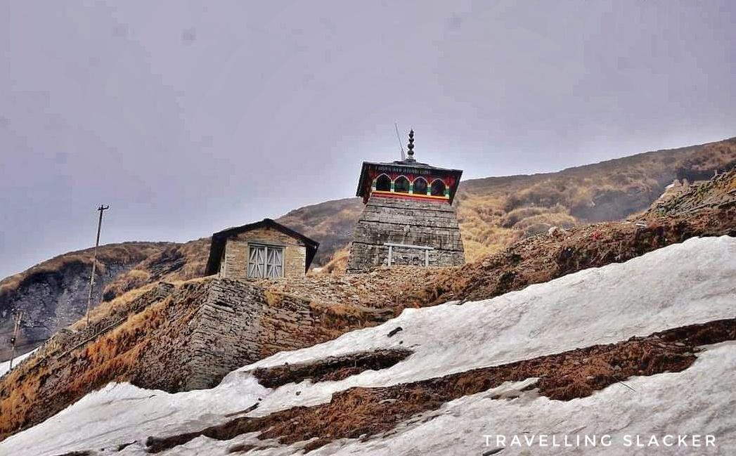 Reaching Tungnath is one of the most precious moments on your adventure Indian Himalayas itinerary.