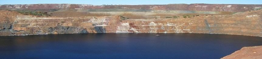 Mine Pit Lake