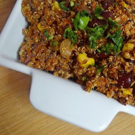 Quorn Quinoa Chilli