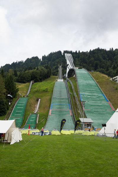 Garmisch Ski Jump