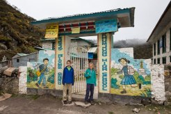 Khumjung High School