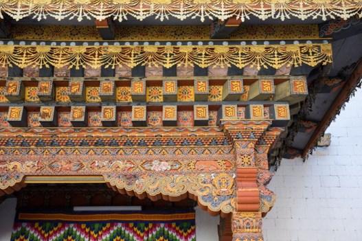 Monastery Woodwork