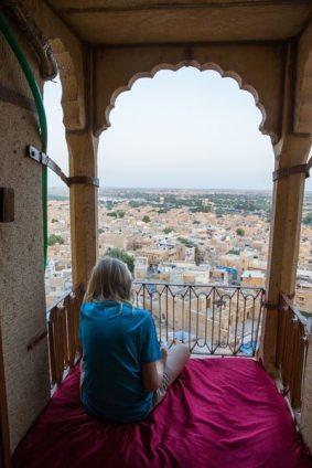Kara's View Jaisalmer