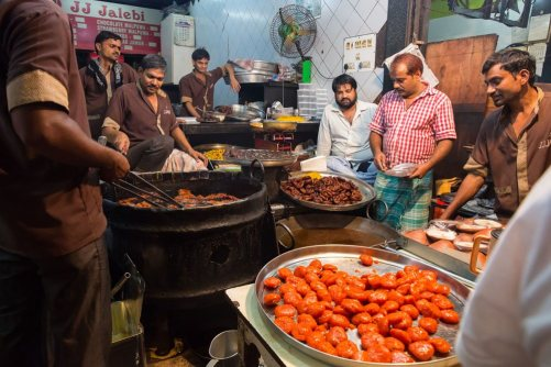 Street food tour Mumbai