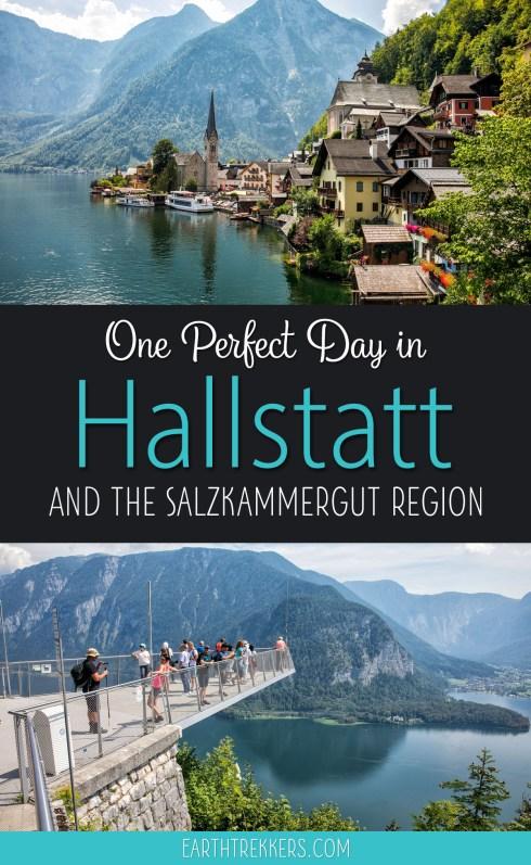 Hallstatt Salzkammergut Austria
