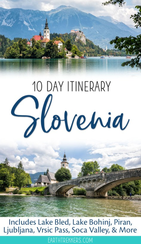 Slovenia Itinerary and Travel Guide