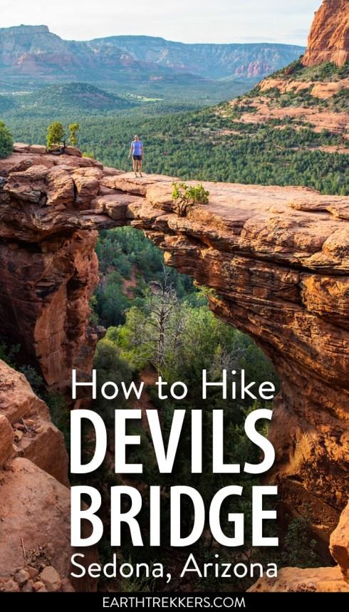 Hike Devils Bridge Sedona