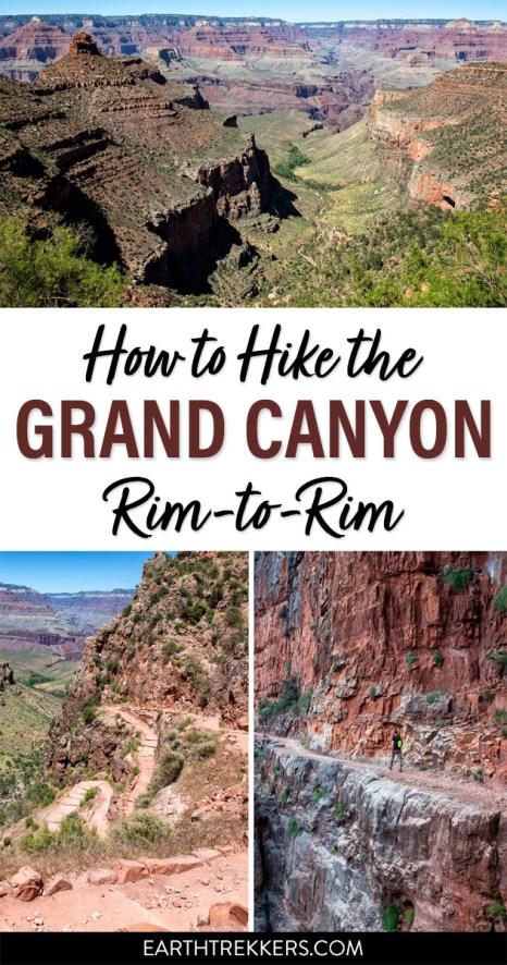 Hike the Grand Canyon Rim-to-Rim