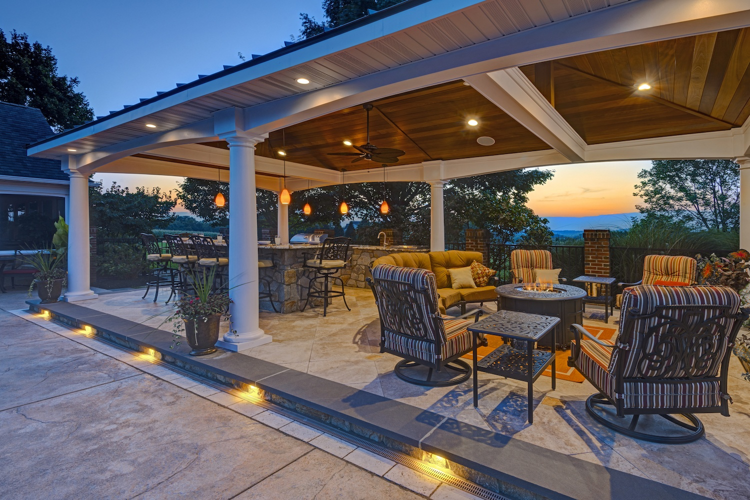 patio planning goes from overwhelming
