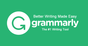 Grammarly the #1 writing tool