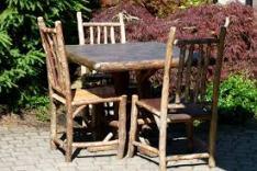 3r454 log furniture 6y6