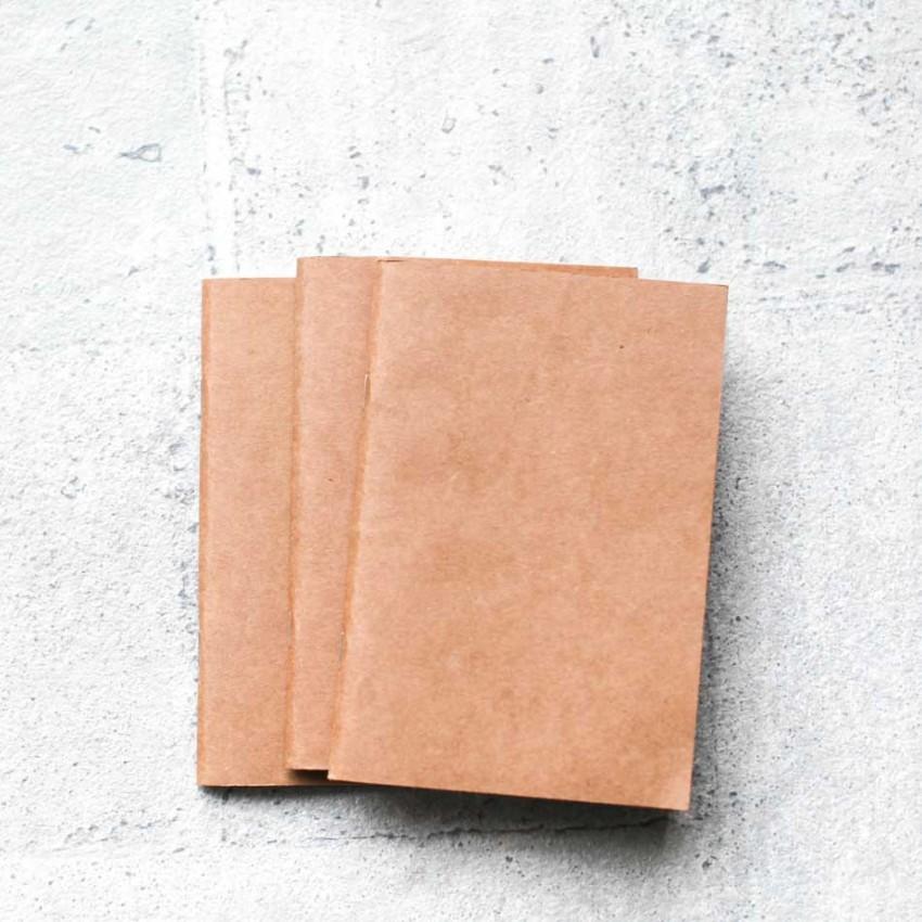 空白筆記本內頁