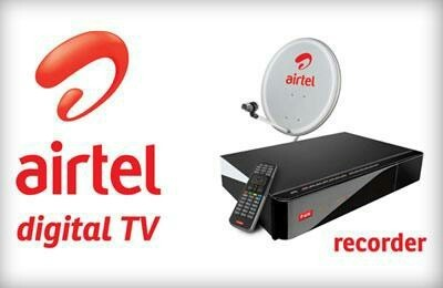 Airtel DTH Recharge Offer on PayTm